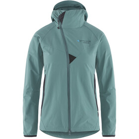 Klättermusen Vanadis 2.0 Jacket Damen brush green